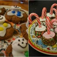 Sneeuwpoppen en Candy Canes
