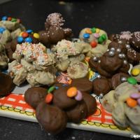 Sinterklaas recept - Pepernotenrotsjes