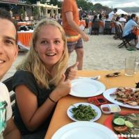 Bali - Deel 4 -Mijn verjaardag en taxi-tripje, Jimbaran en Uluwatu