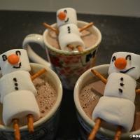 Choco-Sneeuwpop