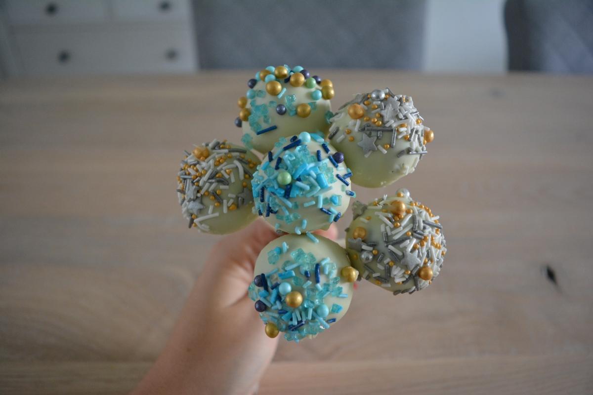 Recept - Oreo Cake pops