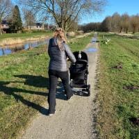 Corona, wandelen en veel bakken - Hoogtepunten maart